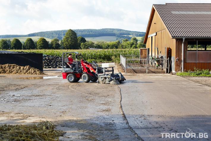 Машини за ферми Компактни товарачи Weidemann 1140 4