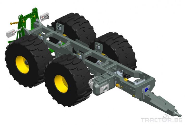 Ремаркета и цистерни Цистерни за течна тор Joskin X-Trem 6