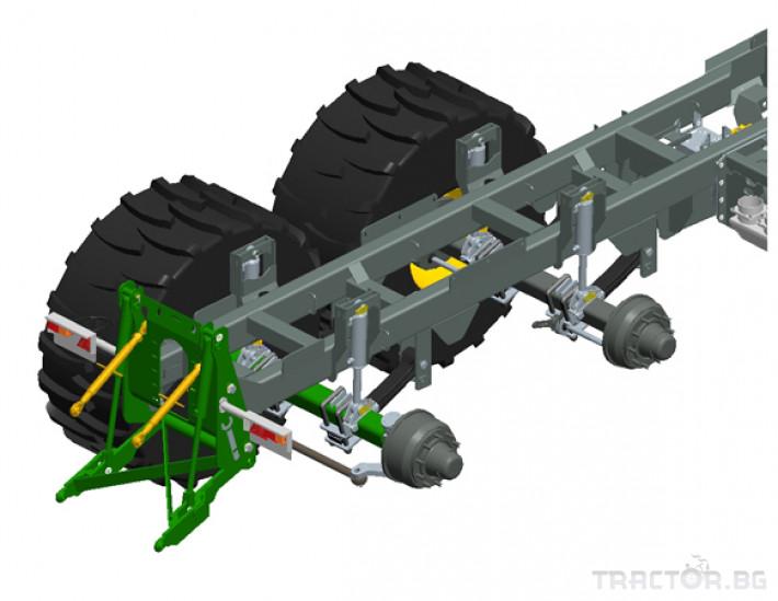 Ремаркета и цистерни Цистерни за течна тор Joskin X-Trem 7