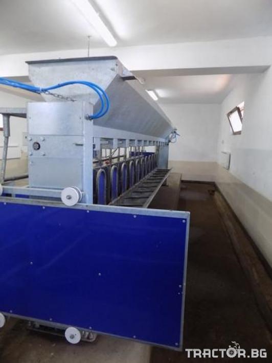 Машини за ферми Доилни инсталации DeLaval 1
