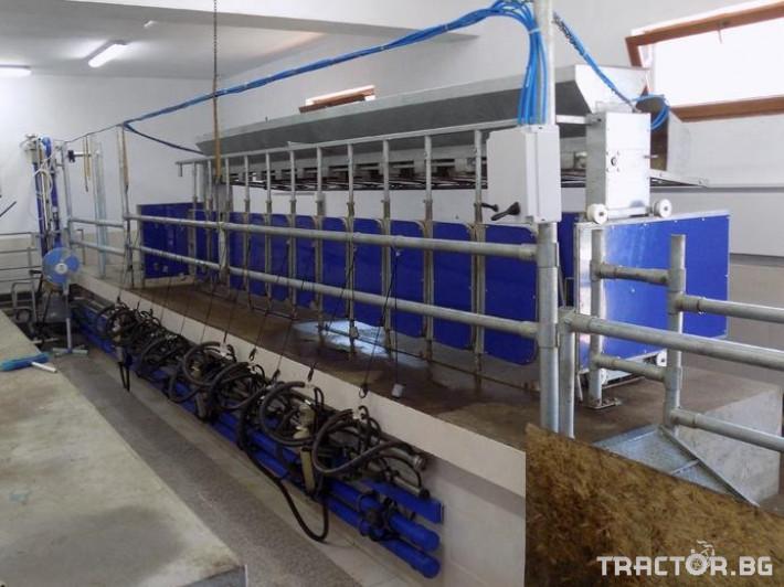 Машини за ферми Доилни инсталации DeLaval 2