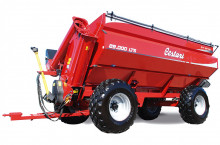 Саморазтоварващо ремарке за зърно 29 000 литра, Cestari